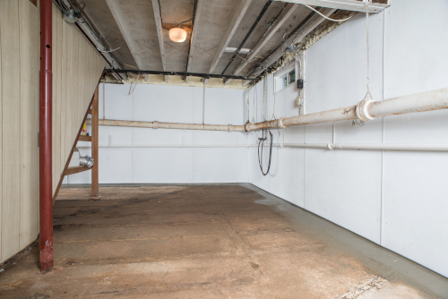 Wet Basement Repair in Southwestern Ontario