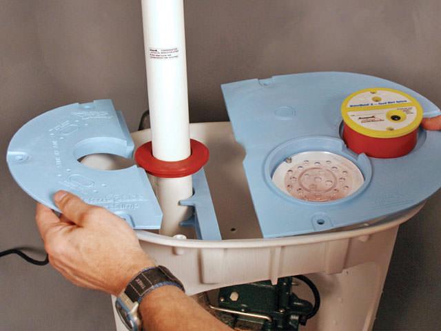 The Smartsump Crawl E Sump Pump Installation In London Windsor