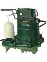 cast-iron zoeller sump pump systems available in Hanover, Ontario
