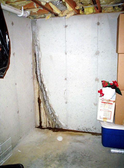 Basement Floor Wall Repair In Chatham London