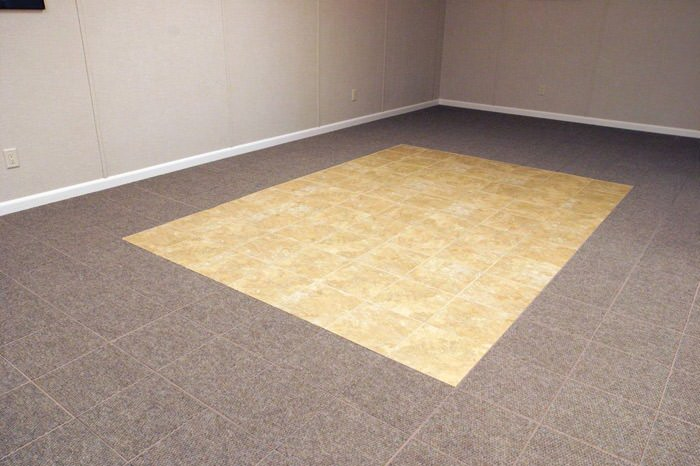 Basement Flooring Systems Can Help Eliminate Cellar Dampness